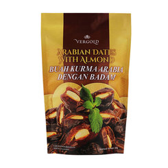 Vergold Exotic Arabian Dates with Almond - 240g