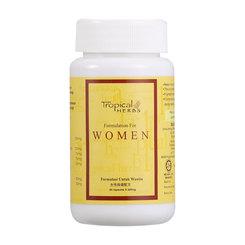 Tropical Herbs Formulation for Women - 60 cap