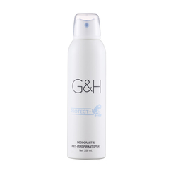 G&H PROTECT+ Deodorant & Anti-Perspirant Spray
