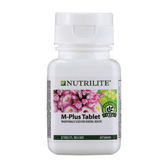 Nutrilite M-Plus Tablet - 60 tab