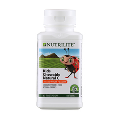Nutrilite Kids Chewable Natural C - 100 tab