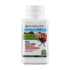 Nutrilite Kids Chewable Natural C - 100 tab
