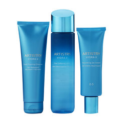 Hydra-V Nourishing 3-Step System Set