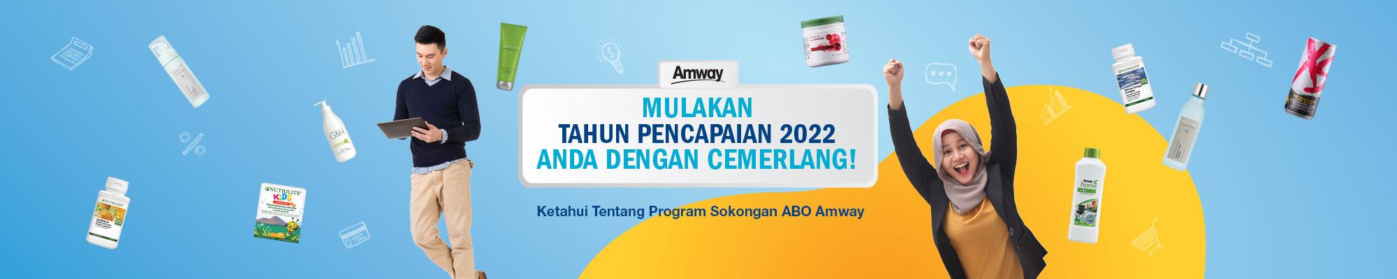 Mulakan Tahun Pencapaian 2022 Anda Dengan Cemerlang!
