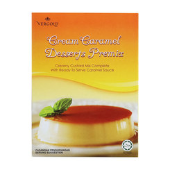 Vergold Cream Caramel