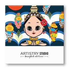 ARTISTRY STUDIO Bangkok Edition On-The-Go Palette