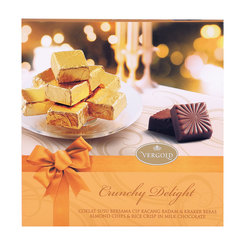 Vergold Crunchy Delight Chocolate - 160g