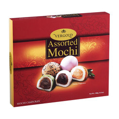 Vergold Assorted Mochi - 900g