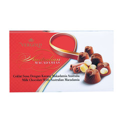 Vergold Australian Macadamia Chocolate
