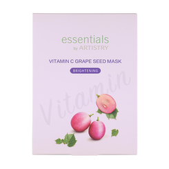 Essentials by ARTISTRY Vitamin C Grape Seed Mask - Brightening