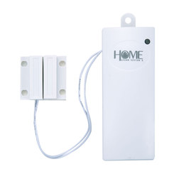 Home Alarm System 2 Magnetic Contact with Transmitter