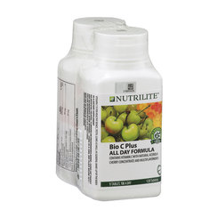Nutrilite Bio C Plus All Day Formula Double Pack - 120 tabs x2