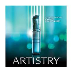 ARTISTRY INTENSIVE SKINCARE Advanced Skin Refinisher Brochure