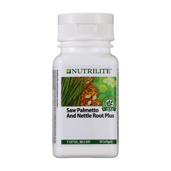 Nutrilite Saw Palmetto and Nettle Root - 90 sg