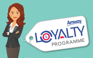 Amway Loyalty Programme (ALP)