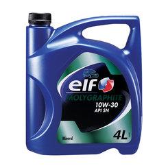 ELF Molygraphite Engine Oil 10W30 - 4L