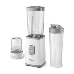 Philips Mini Blender, On-the-Go Tumbler & Multi Chopper HR2603/01