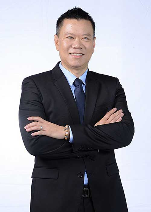Mike Duong, Managing Director, AMWAY Malaysia