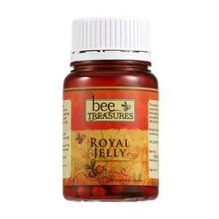 Bee Treasures Royal Jelly - 60 veg cap