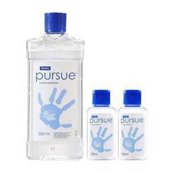 Pursue Hand Sanitizer & Travel Bottle