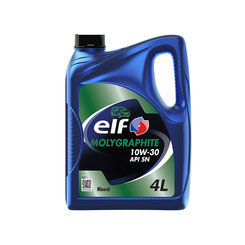 ELF Molygraphite Engine Oil 10W30 - 4L