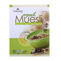 Vergold Organic Muesli - 400g